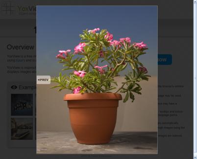 拡大の仕方がクールなLightBox実装jQueryプラグイン「YoxView」 fig.3