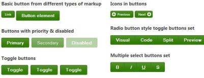 jQueryによってカスタマイズされたCSSボタン fig.8