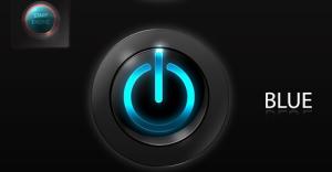 デザイン色々なフリーのボタンPSD fig.3