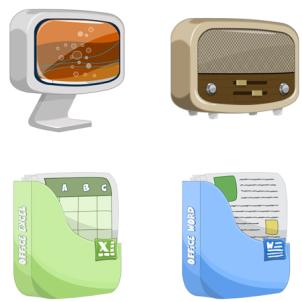 ハイクオリティな多種多様なアイコンセット集 fig.5