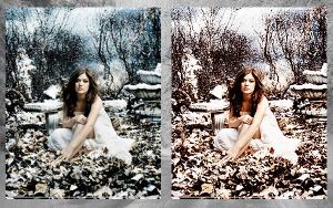 写真加工に活用できるPhotoshopアクション fig.2