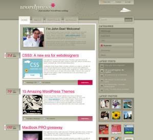 細部に凝った一度見たら忘れなさそうなブログデザイン fig.3