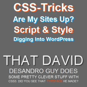CSS3のtext-shadowプロパティを使った立体テキスト作成サンプル