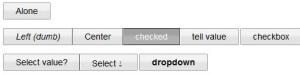 jQueryによってカスタマイズされたCSSボタン fig.4