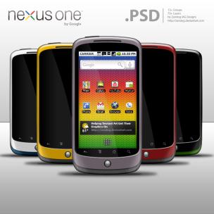 最新のスマートフォン等のPhotoshop素材 fig.4
