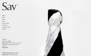白黒のクールなサイトをデザインする際に参考になる30選 fig.1