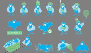 ユニークでフレッシュなTwitterアイコン fig.3