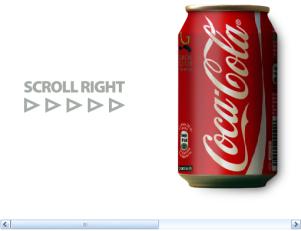 CSSで回転する図1