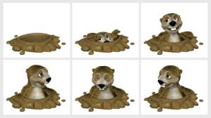 jQueryで行うFlashみたいなスプライトアニメーションのチュートリアル fig.2