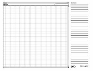 WEBデザインのモック作成時に役立つ手書き用PDFテンプレート fig.3