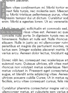 ページの端っこに常に表示させるボタン実装用jQueryプラグイン