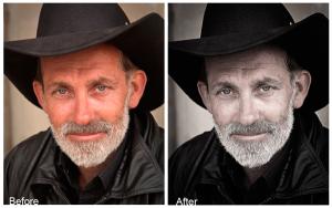写真加工に活用できるPhotoshopアクション fig.1