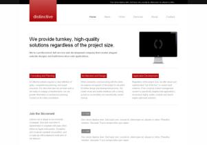 クールなデザイン満載のXHTML/CSSテンプレート fig.4