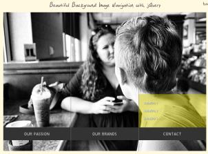 背景画像をクールにかえつつナビゲーションを行うjQueryでのメニュー実装例 fig.3