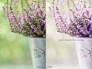 写真加工に活用できるPhotoshopアクション fig.3