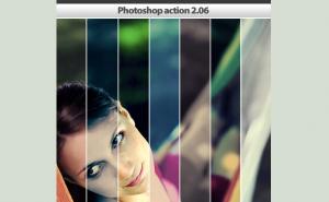 写真加工に活用できるPhotoshopアクション fig.4