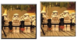 CSSで画像にベベル効果をあてるサンプル fig.1