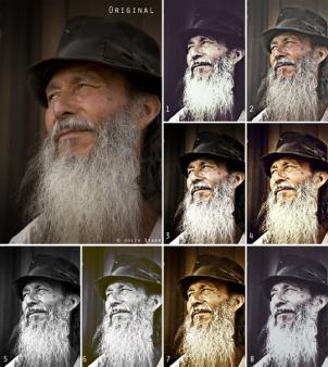 写真をもっと魅力的にみせるためのPhotoshopアクション fig.4