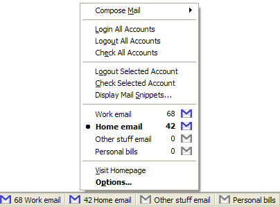 Gmail Manager  fig.2